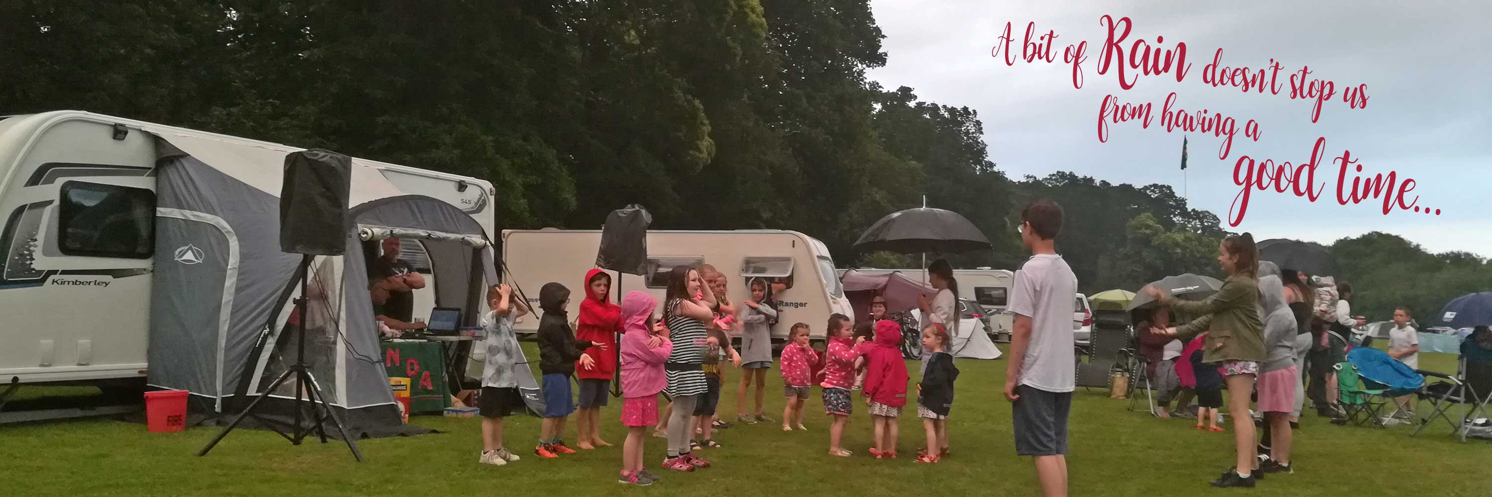 Camping and Caravanning Youth Club Notts DA