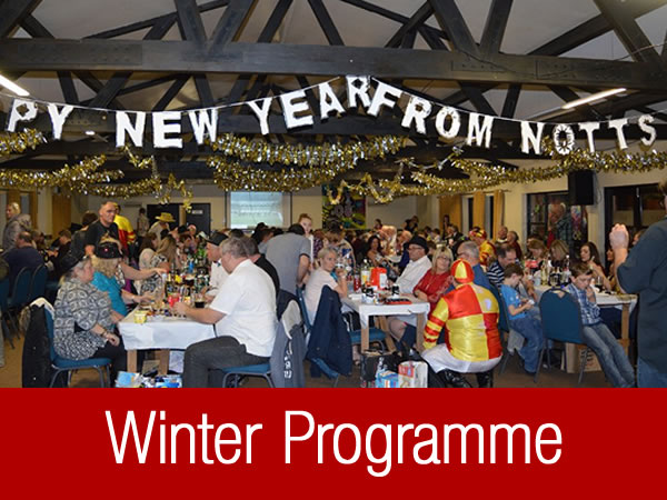 Notts DA camping and caravan winter programme